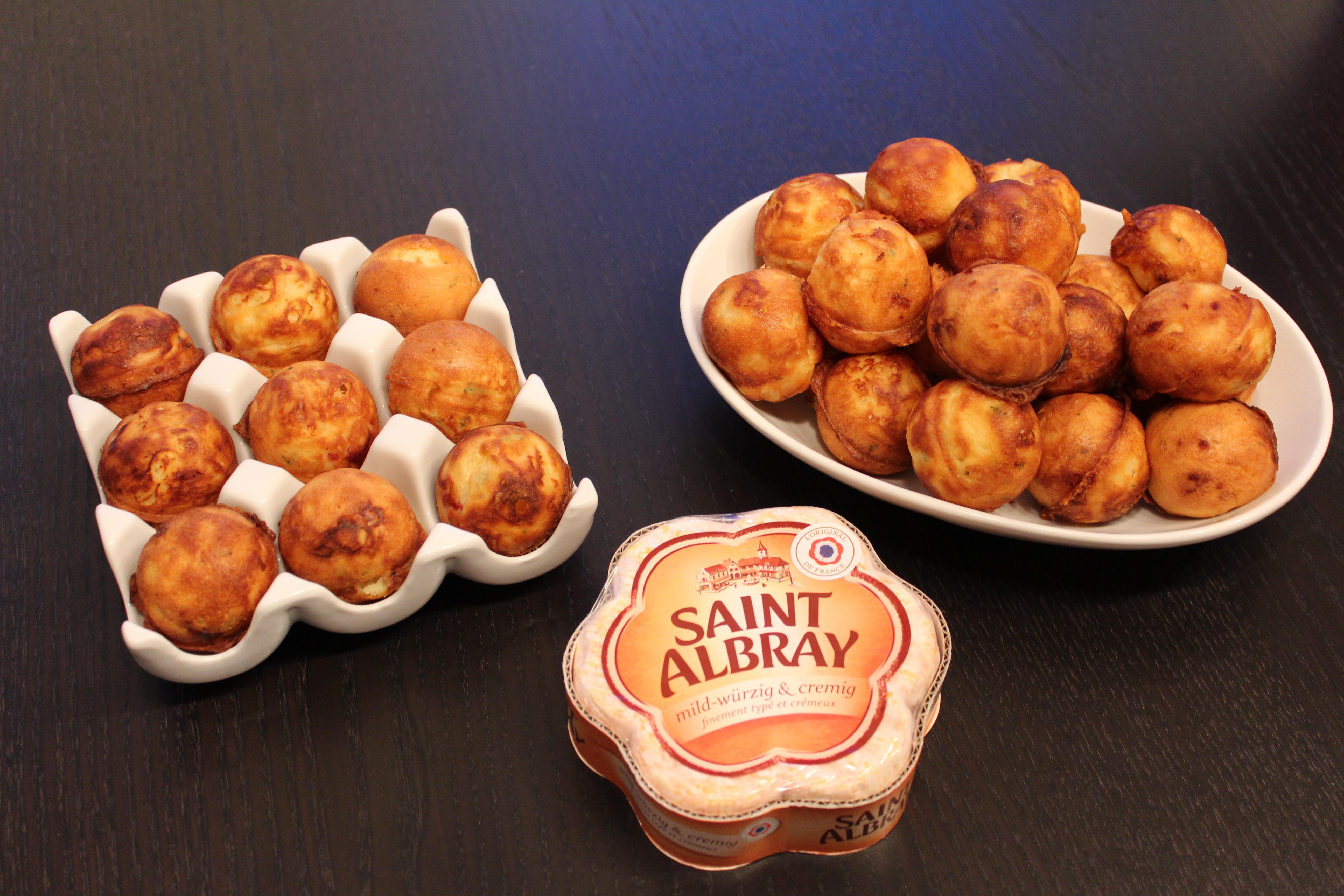 leckeres mit camembert und das trnd projekt mit dem saint albray muffin queen. Black Bedroom Furniture Sets. Home Design Ideas