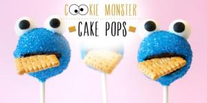 Miss Krümelmonster - Oreo Cake Pops